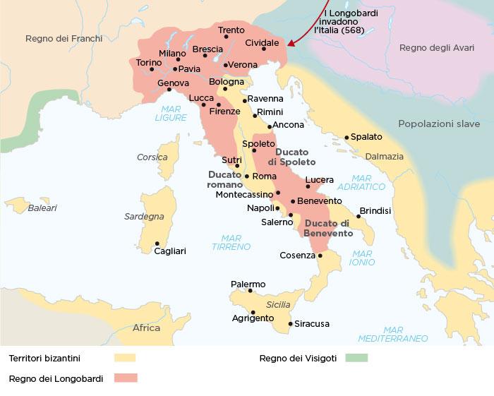 5 Mappa longobardi